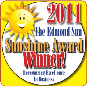 Edmond Sun Sunshine Award 2011