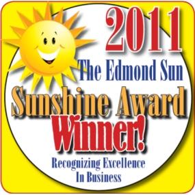 Edmond Sun Sunshine Award 2011