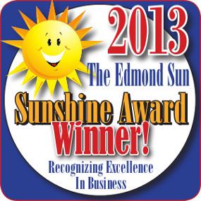 Edmond Sun Sunshine Award 2013