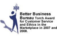 Better Business Bureau Torch Award